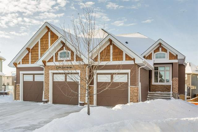 117 Rainbow Falls Bay, Chestermere, AB T1X 0S5 (#C4177959) :: Canmore & Banff