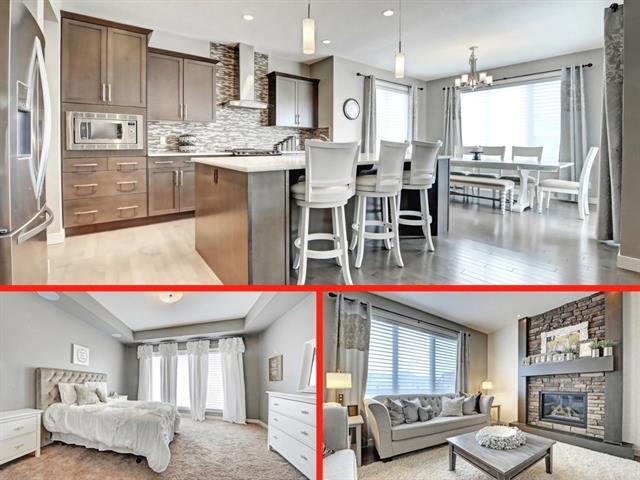 526 Mahogany Manor SE, Calgary, AB T3M 0Y3 (#C4177961) :: Redline Real Estate Group Inc