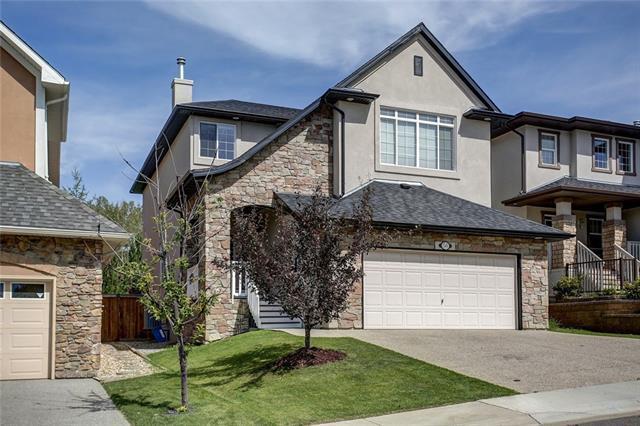 56 Crestmont Way SW, Calgary, AB T3B 5X7 (#C4177976) :: Redline Real Estate Group Inc