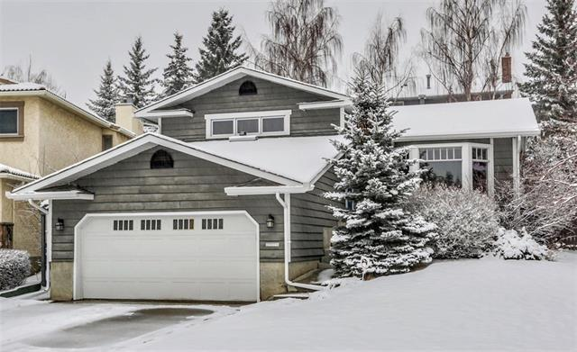 364 Strathcona Drive SW, Calgary, AB T3H 1N9 (#C4177980) :: Canmore & Banff