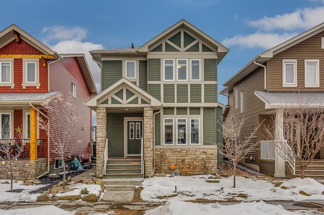 67 Ravenswynd Rise SE, Airdrie, AB T4A 0K1 (#C4177986) :: Canmore & Banff
