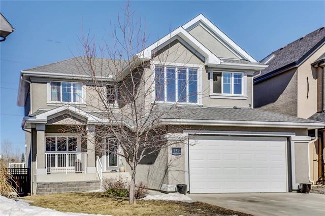 151 Tuscany Glen Park NW, Calgary, AB T3L 3E6 (#C4177994) :: Redline Real Estate Group Inc