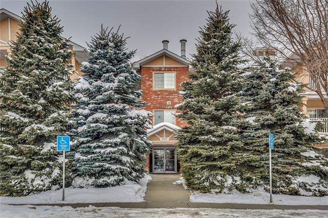 1415 17 Street SE #108, Calgary, AB T2G 3V3 (#C4178020) :: Redline Real Estate Group Inc