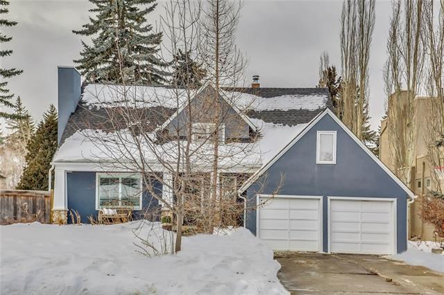 4225 5A Street SW, Calgary, AB T2S 2G8 (#C4178049) :: Canmore & Banff