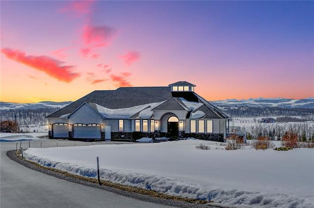 96011 202 Avenue W, Rural Foothills M.D., AB T1S 2X3 (#C4178061) :: Canmore & Banff