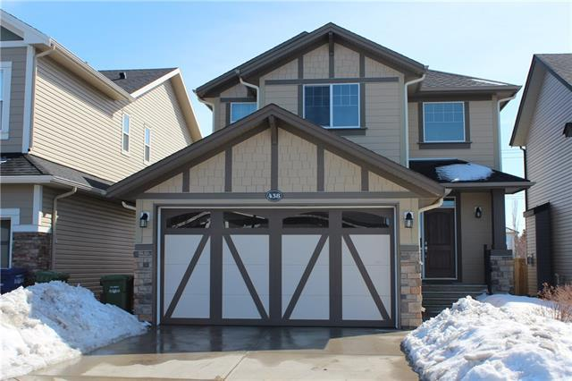 438 Williamstown Green NW, Airdrie, AB T4B 0T2 (#C4178063) :: The Cliff Stevenson Group