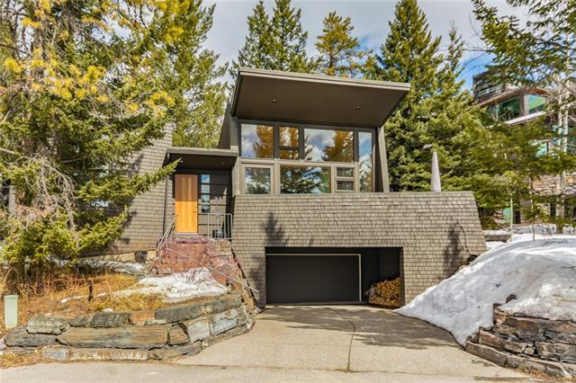 33 Juniper Ridge, Canmore, AB T1W 1L6 (#C4178065) :: The Cliff Stevenson Group