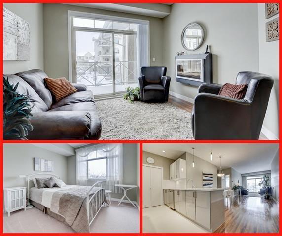 16 Auburn Bay Link SE #212, Calgary, AB T2M 1Z6 (#C4178066) :: Redline Real Estate Group Inc