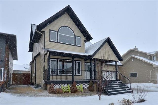 196 Camden Court, Strathmore, AB T1P 1Y1 (#C4178068) :: Canmore & Banff