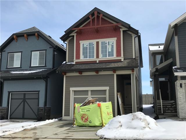 136 Masters Crescent SE, Calgary, AB T3M 2M9 (#C4178082) :: Redline Real Estate Group Inc