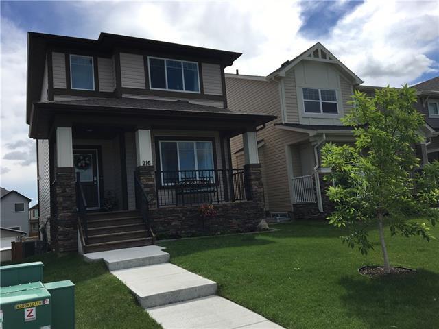 216 Cimarron Vista Way, Okotoks, AB T1S 0K7 (#C4178089) :: Your Calgary Real Estate