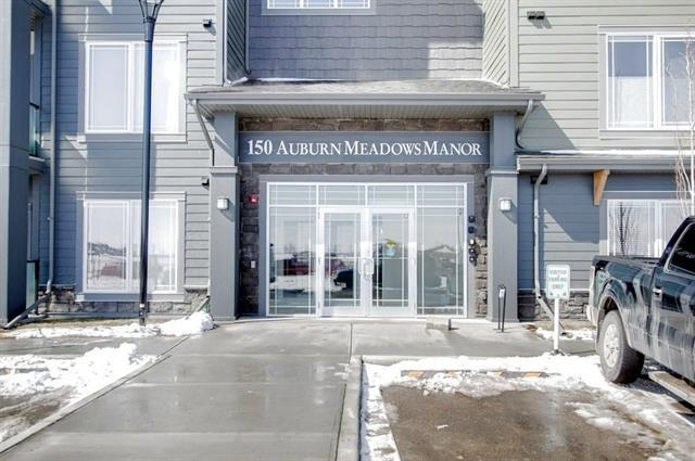 150 Auburn Meadows Manor SE #307, Calgary, AB T3M 2S6 (#C4178091) :: The Cliff Stevenson Group