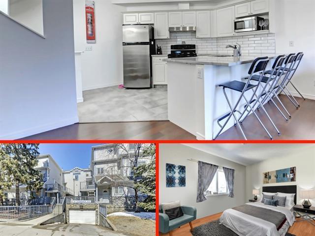 622 56 Avenue SW #208, Calgary, AB T2V 0G8 (#C4178104) :: Redline Real Estate Group Inc
