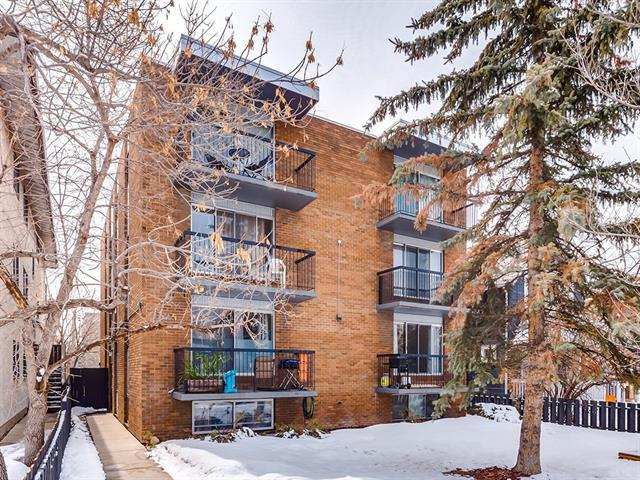 1625 11 Avenue SW #101, Calgary, AB T3C 0N3 (#C4178105) :: Canmore & Banff