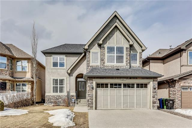 131 Wentworth Crescent SW, Calgary, AB T3H 5V1 (#C4178118) :: The Cliff Stevenson Group