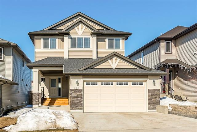 132 Drake Landing Green, Okotoks, AB T1S 0H3 (#C4178156) :: Your Calgary Real Estate