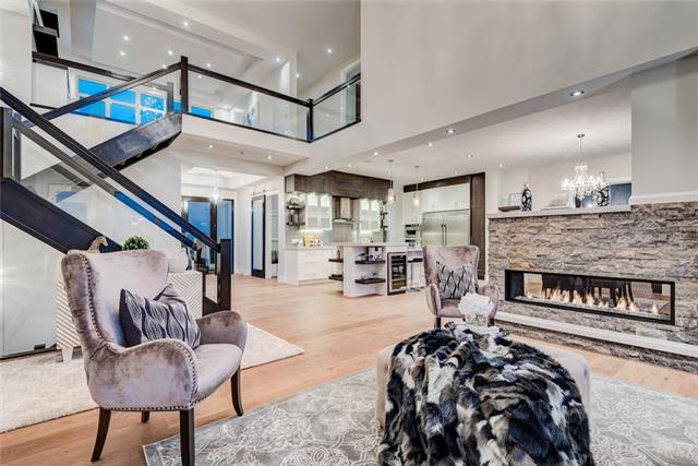 422 Patterson Boulevard SW, Calgary, AB T3H 3N6 (#C4178240) :: Redline Real Estate Group Inc