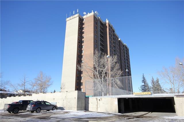 4944 Dalton Drive NW #1711, Calgary, AB T3A 2E6 (#C4178253) :: Canmore & Banff