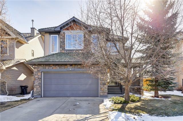 16 Chapala Heath SE, Calgary, AB T2X 3P9 (#C4178259) :: Redline Real Estate Group Inc
