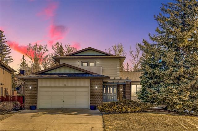167 Ranch Estates Road NW, Calgary, AB T3G 1L4 (#C4178262) :: Redline Real Estate Group Inc