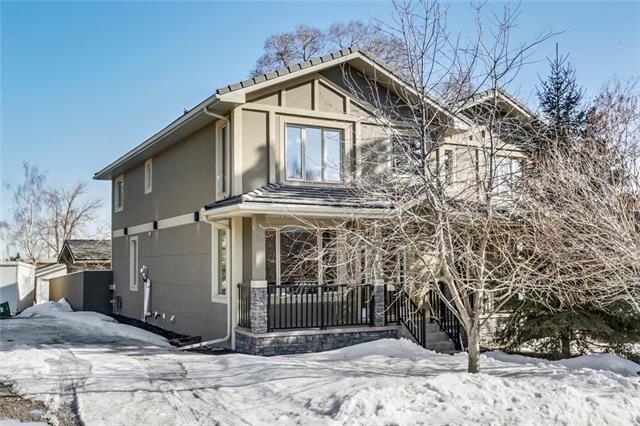 940 33 Street NW, Calgary, AB T2N 2W8 (#C4178271) :: The Cliff Stevenson Group