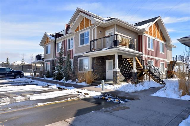 35 West Coach Manor SW #7, Calgary, AB T3H 1R7 (#C4178281) :: The Cliff Stevenson Group