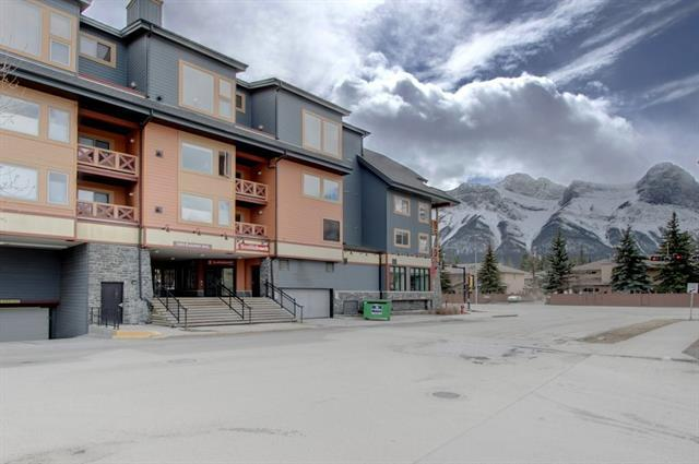 1160 Railway Avenue #207, Canmore, AB T1W 1R4 (#C4178286) :: Redline Real Estate Group Inc