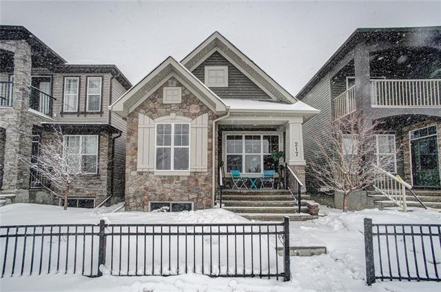 217 Cranford Drive SE, Calgary, AB T3M 0W8 (#C4178293) :: Redline Real Estate Group Inc