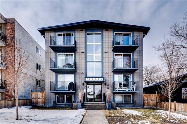 1815 16 Street SW #303, Calgary, AB T2T 4E3 (#C4178296) :: Redline Real Estate Group Inc