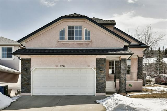 9192 Edgebrook Drive NW, Calgary, AB T3A 5M8 (#C4178299) :: Redline Real Estate Group Inc