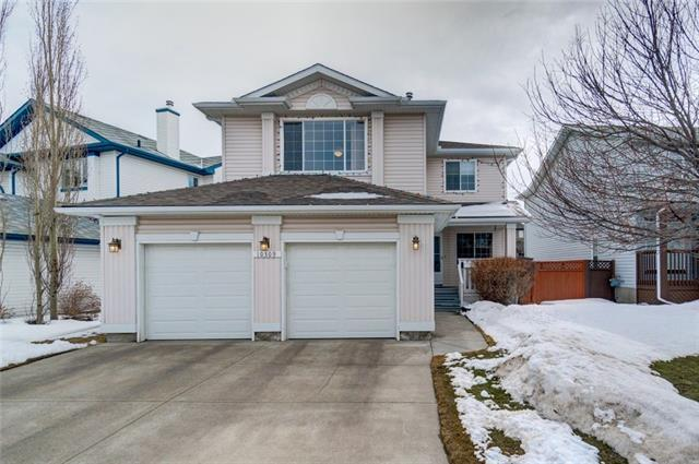 10309 Tuscany Hills Way NW, Calgary, AB T3L 2A1 (#C4178309) :: The Cliff Stevenson Group