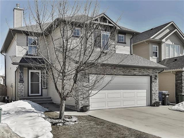 108 Crystal Shores Manor, Okotoks, AB T1S 2H6 (#C4178323) :: Canmore & Banff