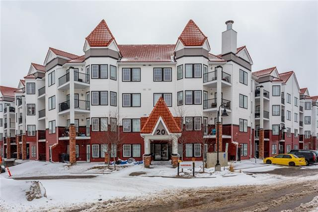 20 Royal Oak Plaza NW #104, Calgary, AB T3G 0E6 (#C4178324) :: Redline Real Estate Group Inc