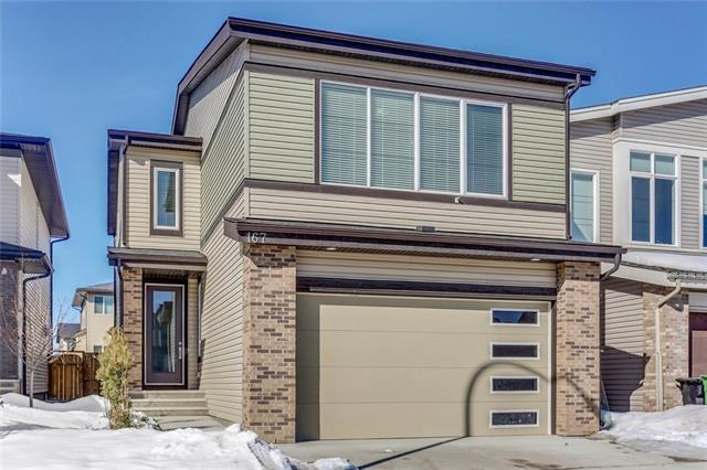 167 Walden Terrace SE, Calgary, AB T2X 0P5 (#C4178341) :: The Cliff Stevenson Group