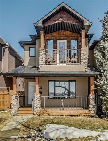 1746 6 Avenue NW, Calgary, AB T2N 0W2 (#C4178354) :: Redline Real Estate Group Inc