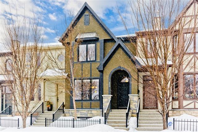 13 Lewis Mackenzie Place SW, Calgary, AB T3E 7R4 (#C4178364) :: Redline Real Estate Group Inc