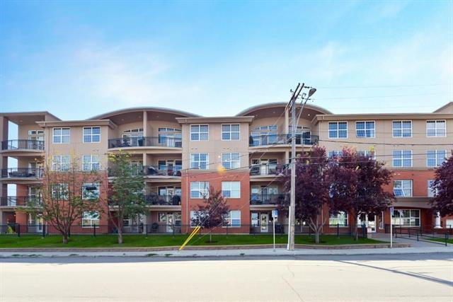 495 78 Avenue SW #301, Calgary, AB T2V 5K5 (#C4178388) :: Redline Real Estate Group Inc