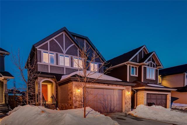 248 Aspen Hills Close SW, Calgary, AB T3H 0C8 (#C4178399) :: Canmore & Banff