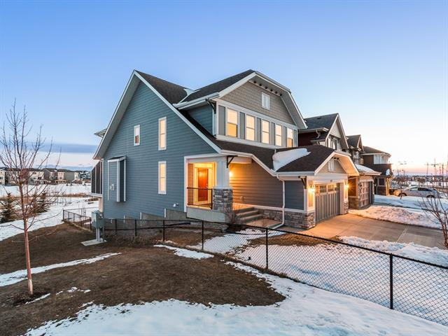 297 Auburn Bay Avenue SE, Calgary, AB T3M 0T5 (#C4178414) :: The Cliff Stevenson Group