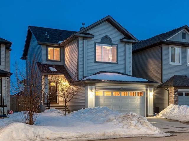 129 Cranwell Common SE, Calgary, AB T3M 0J5 (#C4178430) :: Redline Real Estate Group Inc
