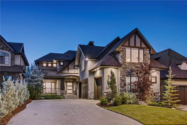 10 Aspen Meadows Heath SW, Calgary, AB T3H 5Z6 (#C4178437) :: Canmore & Banff