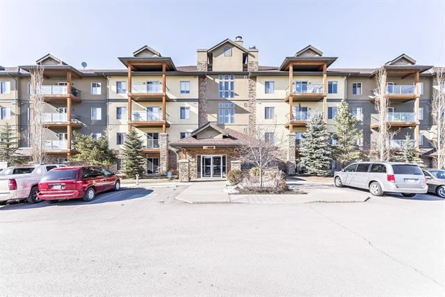 92 Crystal Shores Road #4406, Okotoks, AB T1S 2N2 (#C4178447) :: Canmore & Banff