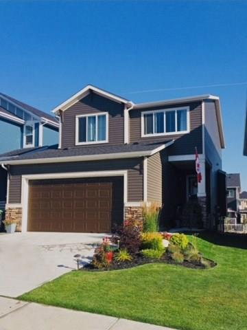 83 Sunset Park, Cochrane, AB T4C 0N5 (#C4178457) :: Canmore & Banff
