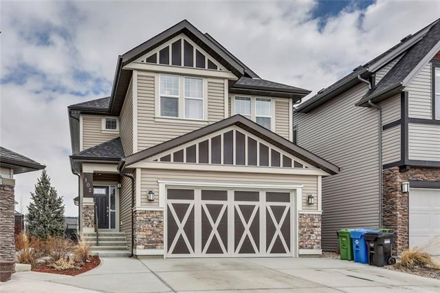 102 Chaparral Valley Square SE, Calgary, AB T2X 0S1 (#C4178458) :: Redline Real Estate Group Inc