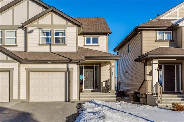 65 Sunset Common, Cochrane, AB T4C 0M1 (#C4178464) :: Your Calgary Real Estate