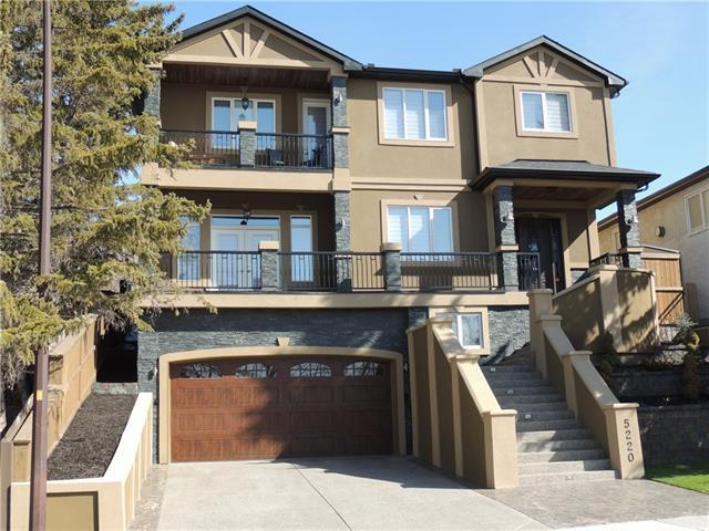 5220 Montalban Avenue NW, Calgary, AB T3B 1G5 (#C4178470) :: Your Calgary Real Estate