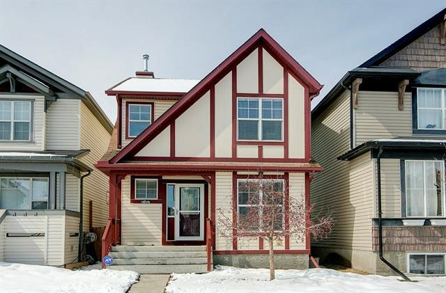 2078 New Brighton Gardens SE, Calgary, AB T2Z 2M7 (#C4178491) :: The Cliff Stevenson Group