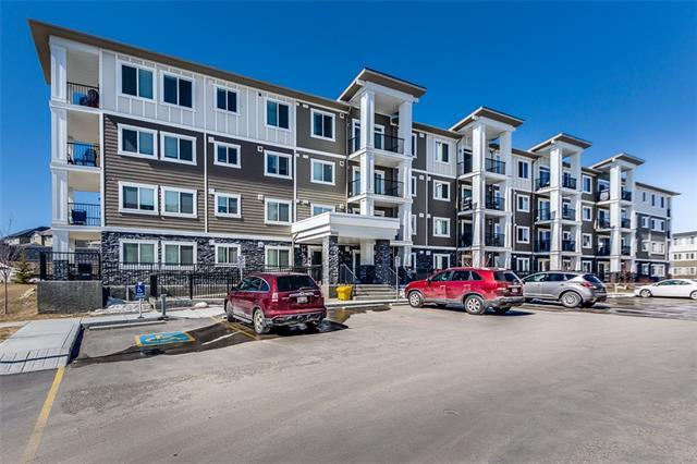 450 Sage Valley Drive NW #3403, Calgary, AB T3R 0V5 (#C4178495) :: Redline Real Estate Group Inc