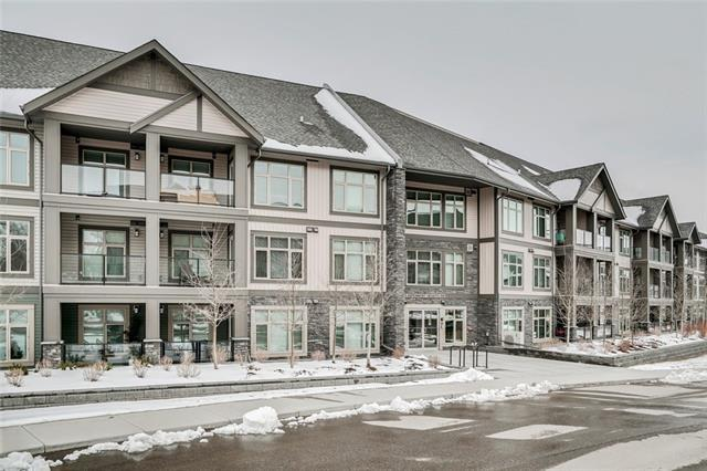 45 Aspenmont Heights SW #216, Calgary, AB T3H 0E6 (#C4178502) :: Canmore & Banff