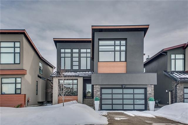 13 West Point Close SW, Calgary, AB T3H 0X4 (#C4178522) :: Your Calgary Real Estate